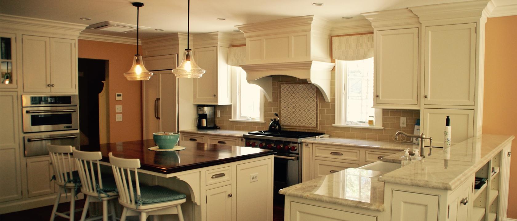Homepage Slider Image:  Kitchen Remodeling